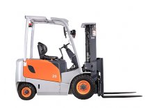 1.5 TON ELECTRIC COUNTERBALANCE FORKLIFT-4 WHEEL