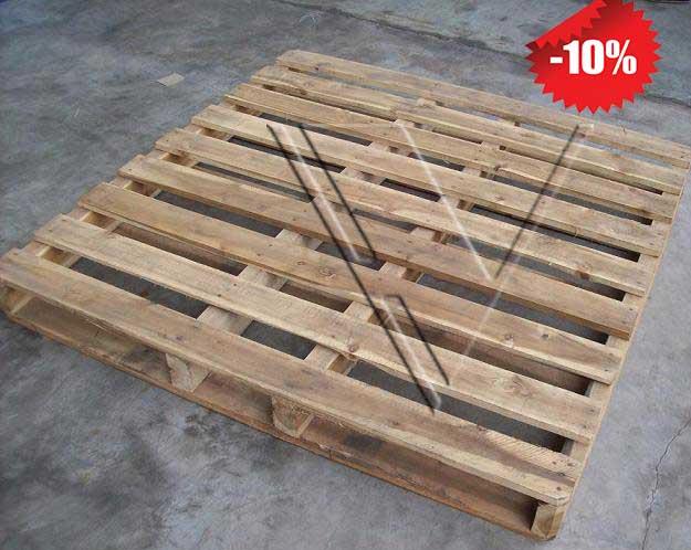 giá pallet gỗ 2 hướng nâng 2c1
