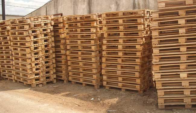 cung cấp sỉ lẻ pallet gỗ