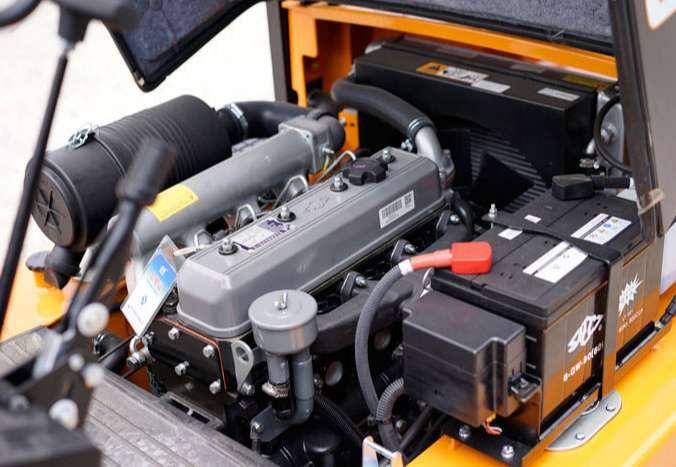 động cơ xe nâng điện Hangcha