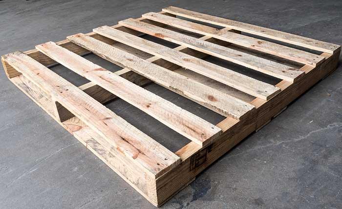 giá pallet gỗ 2 chiều nâng 1mx1m2