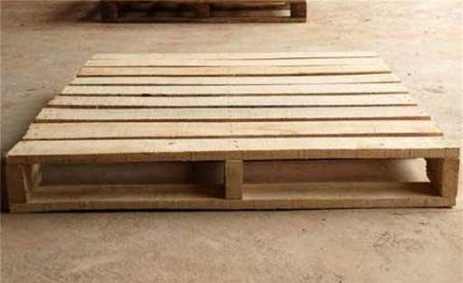 giá pallet gỗ 2 chiều nâng 1000x950mm