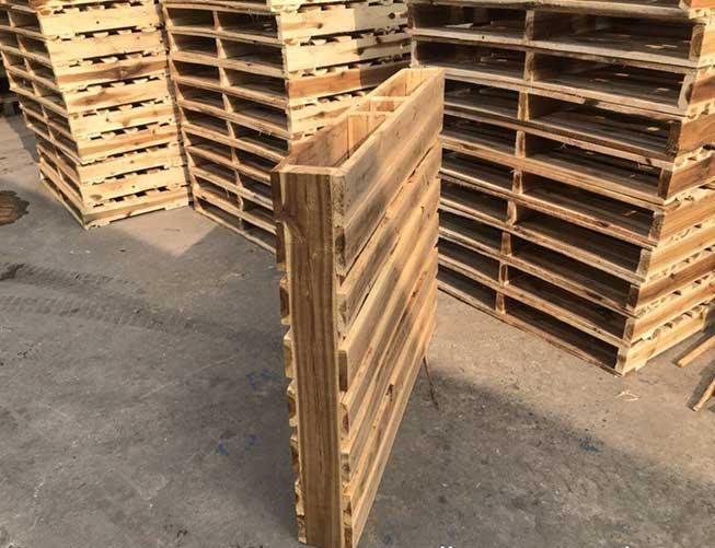 kho pallet gỗ giá rẻ