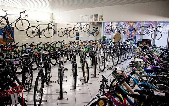 kinh doanh xe đạp làm giàu