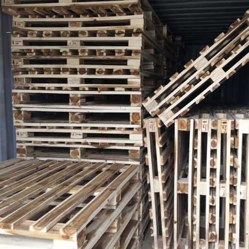 pallet gỗ cũ giá rẻ bền đẹp