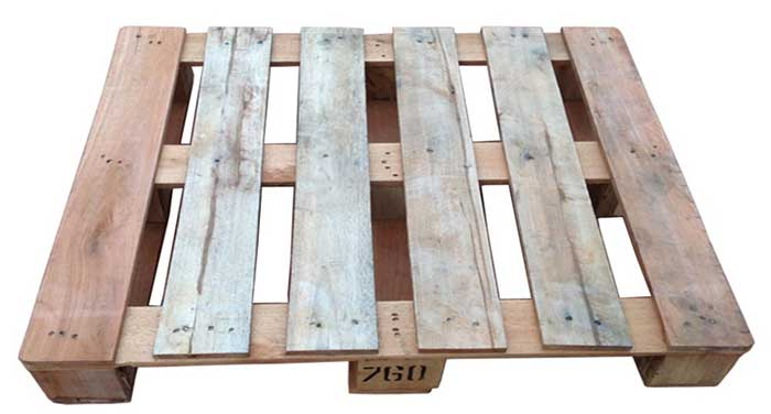 pallet gỗ đã qua sử dụng