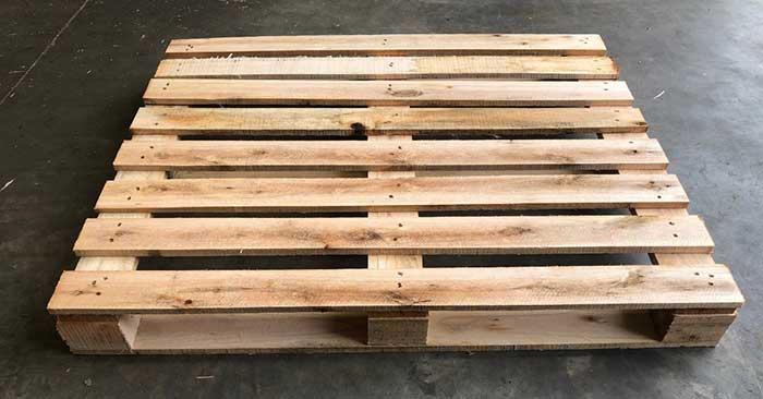 pallet gỗ nâng 1000kg