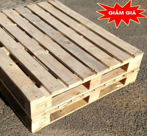 pallet gỗ nhập khẩu