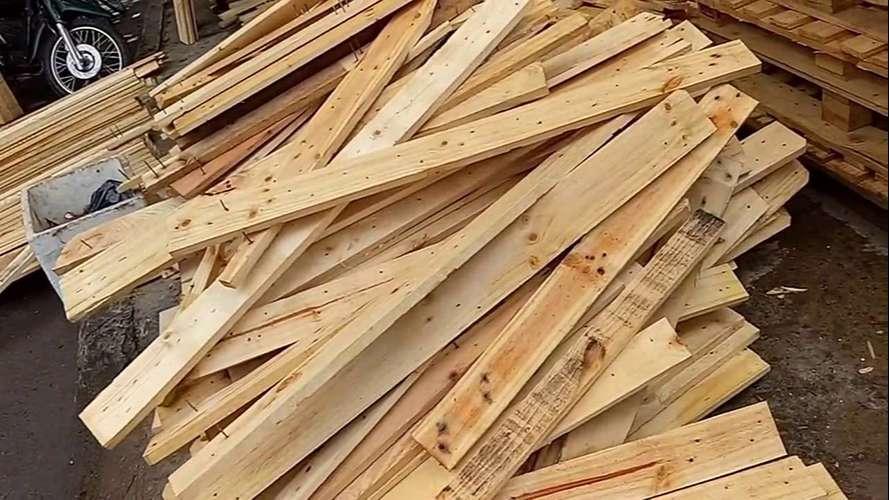pallet gỗ rẻ