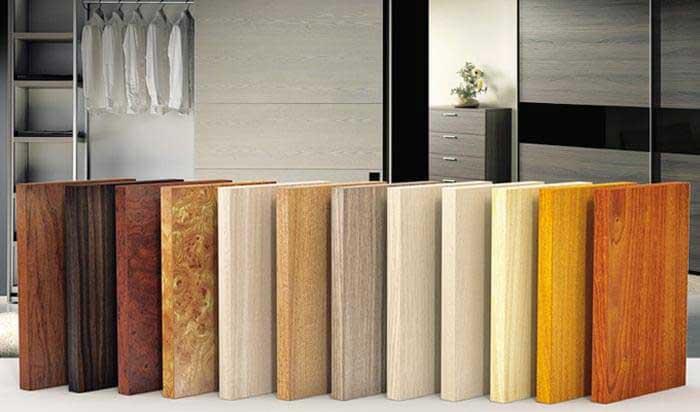 plywood ứng dụng nội thất