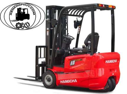 xe nâng điện Hangcha ngồi lái 1.8 tấn