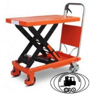 xe nâng mặt bàn TT150 chất lượng cao